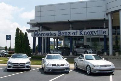 Mercedes-Benz of Knoxville Image 9