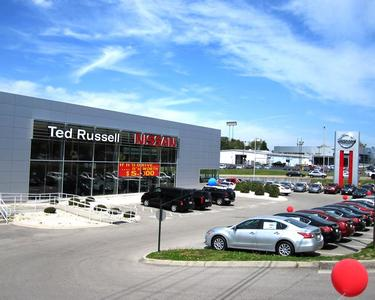 Ted Russell Nissan Image 1