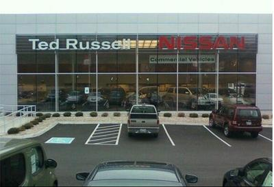 Ted Russell Nissan Image 2