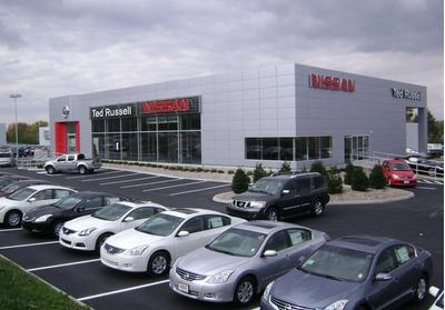 Ted Russell Nissan Image 6