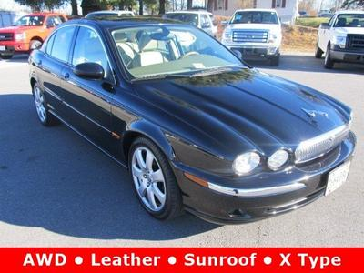 2004 Jaguar X-Type  for sale VIN: SAJEA51CX4WD73546