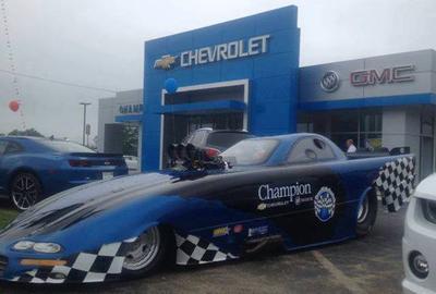 Champion Chevrolet Buick GMC Image 9