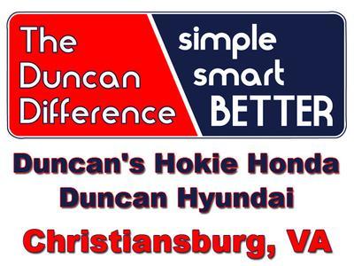 Used Car Dealerships In Roanoke Va >> Duncan Hyundai in Christiansburg including address, phone ...
