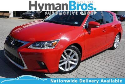 Lexus CT 200h 2015 for Sale in Newport News, VA