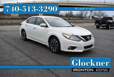 2016 Nissan Altima 2.5 SV for sale VIN: 1N4AL3APXGC159146