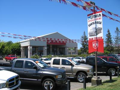 Lithia Chrysler Jeep Dodge RAM of Santa Rosa Image 6