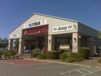 Lithia Chrysler Jeep Dodge RAM of Santa Rosa Image 7
