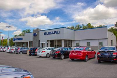 Jenkins Subaru-Hyundai, Inc. Image 9