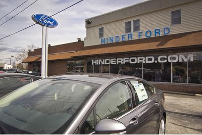 Hinder Ford Image 1