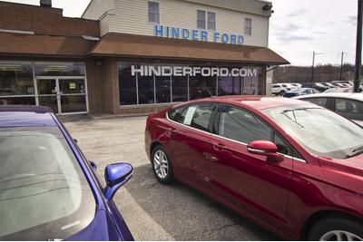 Hinder Ford Image 4
