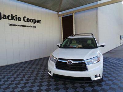 2016 Toyota Highlander Limited for sale VIN: 5TDDKRFHXGS258627