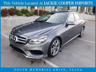 Mercedes-Benz E-Class 2016 for Sale in Tulsa, OK