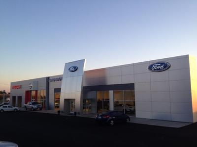 Watermark Ford Nissan of Madisonville Image 1