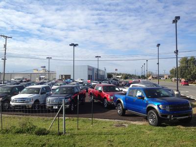 Watermark Ford Nissan of Madisonville Image 3