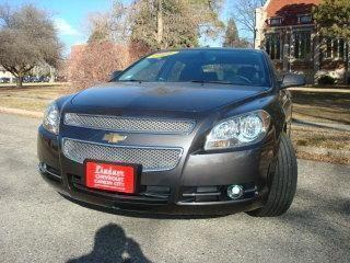 2011 Chevrolet Malibu LTZ for sale VIN: 1G1ZE5E78BF172975