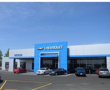 Weber Chevrolet Columbia Image 1
