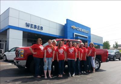 Weber Chevrolet Columbia Image 3