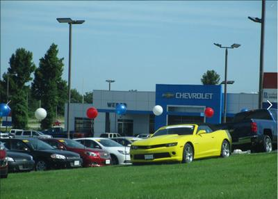 Weber Chevrolet Columbia Image 6