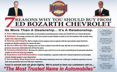 Ed Bozarth Chevrolet Image 6