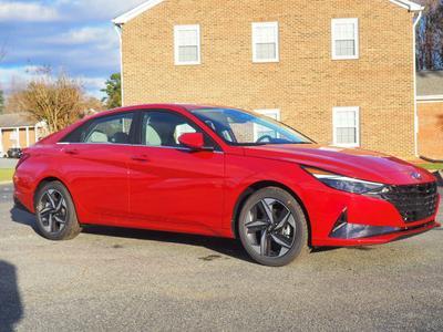Hyundai Elantra 2021 a la venta en Burlington, NC