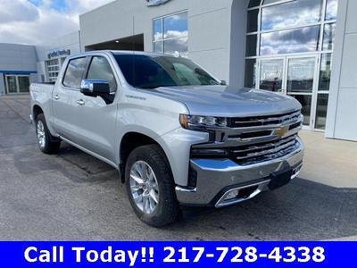 Chevrolet Silverado 1500 2020 for Sale in Sullivan, IL