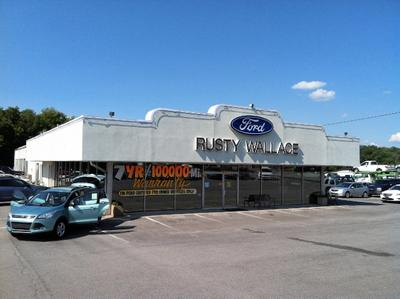 Rusty Wallace Ford Image 1
