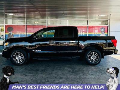 Nissan Titan 2021 a la Venta en Jefferson City, TN