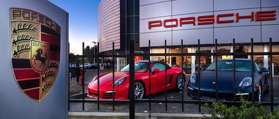 Porsche Redwood City Image 7