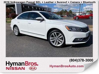 Volkswagen Passat 2016 for Sale in Midlothian, VA