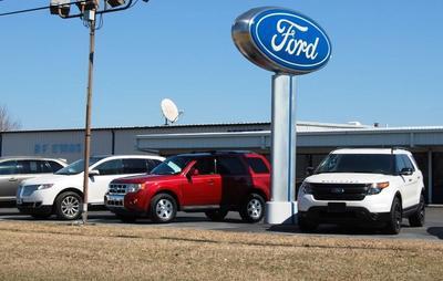 B. F. Evans Ford, Inc. Image 1