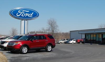 B. F. Evans Ford, Inc. Image 4