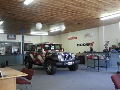 Hoblit Chrysler Dodge Jeep RAM Image 2