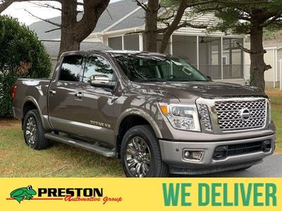 Nissan Titan 2018 for Sale in Georgetown, DE
