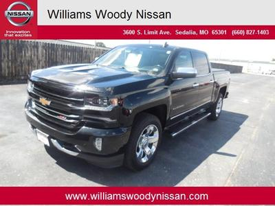 Chevrolet Silverado 1500 2018 for Sale in Sedalia, MO