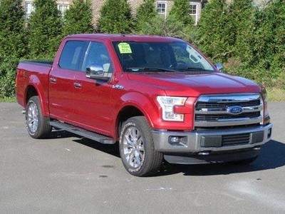 2016 Ford F-150  for sale VIN: 1FTEW1EF9GFB20605