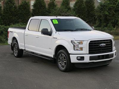 2016 Ford F-150 XLT for sale VIN: 1FTFW1EG8GFC98034