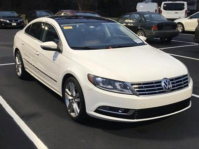 2014 Volkswagen CC 2.0T Executive for sale VIN: WVWRP7AN8EE500441