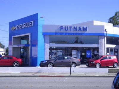 Putnam Chevrolet Buick GMC Cadillac Image 5