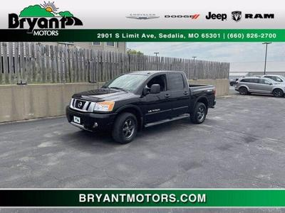 Nissan Titan 2013 for Sale in Sedalia, MO