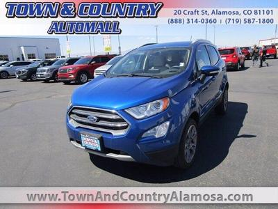 Ford EcoSport 2019 for Sale in Alamosa, CO