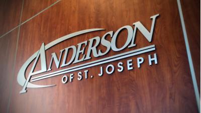 Anderson Ford Lincoln Kia Mitsubishi of St. Joseph Image 1