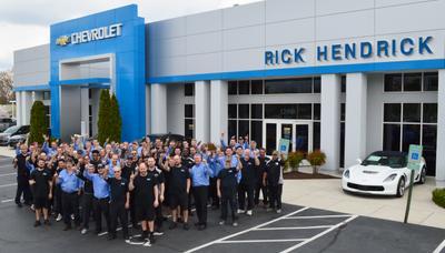 Rick Hendrick Chevrolet Buick GMC Image 2