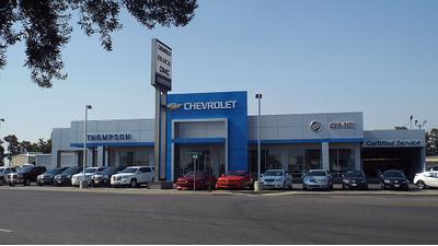 Thompson Chevrolet Image 3
