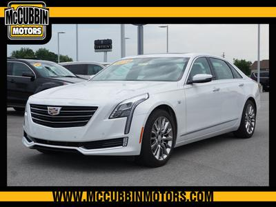 2016 Cadillac CT6 3.6L Luxury image
