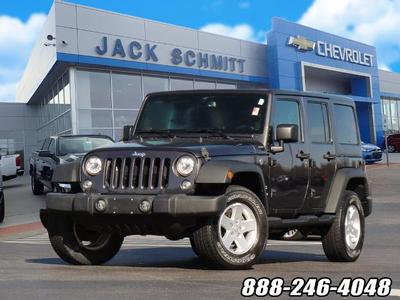 Jeep Wrangler Unlimited 2017 for Sale in Wood River, IL