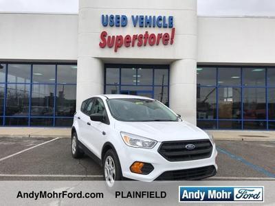 2017 Ford Escape S for sale VIN: 1FMCU0F73HUC63038