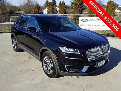 Lincoln Nautilus 2019 for Sale in Jacksonville, IL