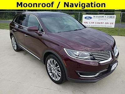 Lincoln MKX 2018 for Sale in Jacksonville, IL