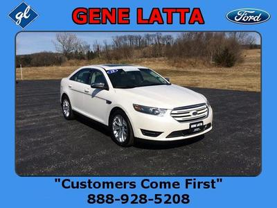 2018 Ford Taurus Limited for sale VIN: 1FAHP2F81JG130388