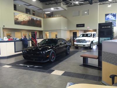 North Point Chrysler Dodge Jeep RAM Fiat Image 6
